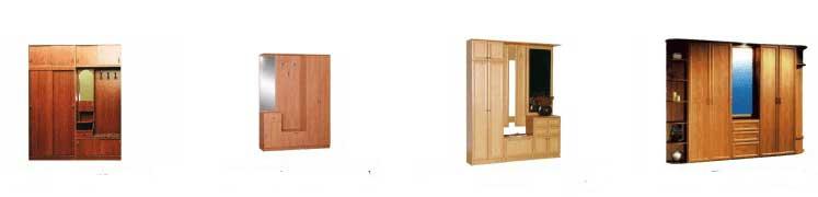 фото мебели для прихожей