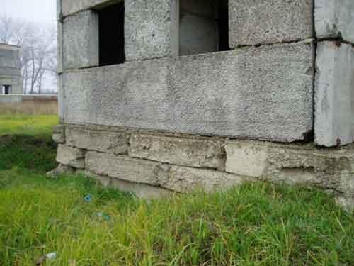 Роль заполнителей в бетоне
