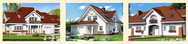 фото каркасных домов