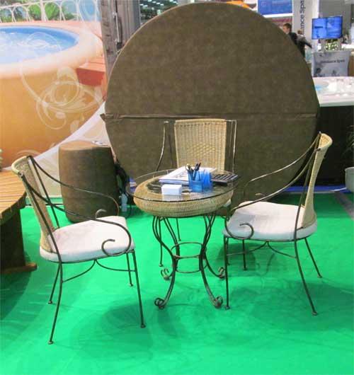 фото мебели для сада