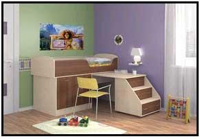 оборудование для детской