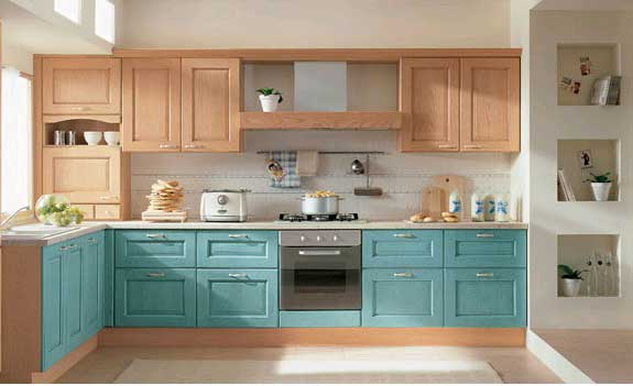 кухонная мебель из Италии