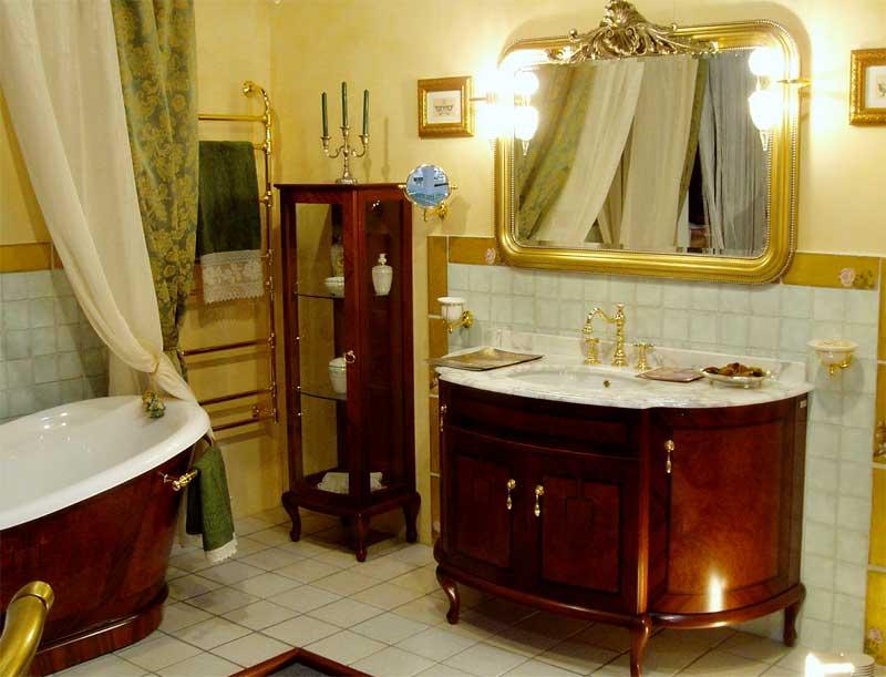 Как оформить дизайн и сделать ремонт ванной комнаты модно и безопасно