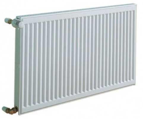 Фото стального радиатора отопления