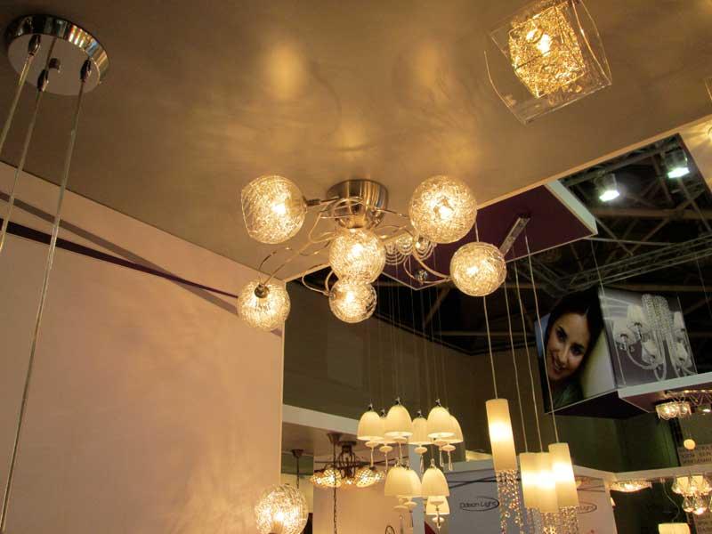 Фото светильников для кухни