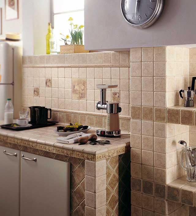 Фото керамической плитки для кухонного фартука