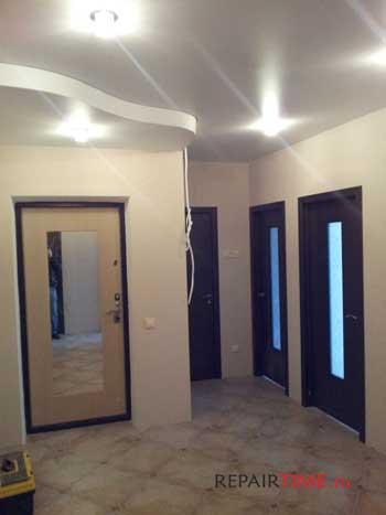 Ремонт квартиры под ключ в СПБ