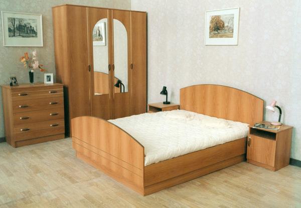 Каталог как помощь в выборе мебели для спальни