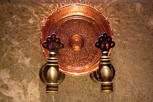 фото чаши хамама