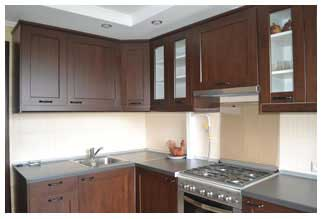 фото этапа ремонта кухни