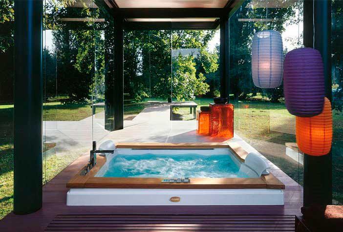 фото гидромассажной ванны