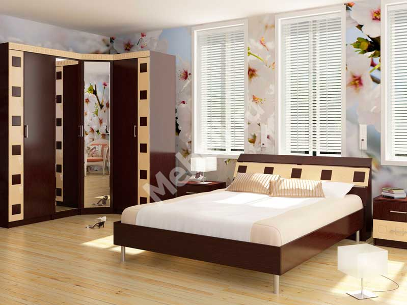 Спальный гарнитур Версаль