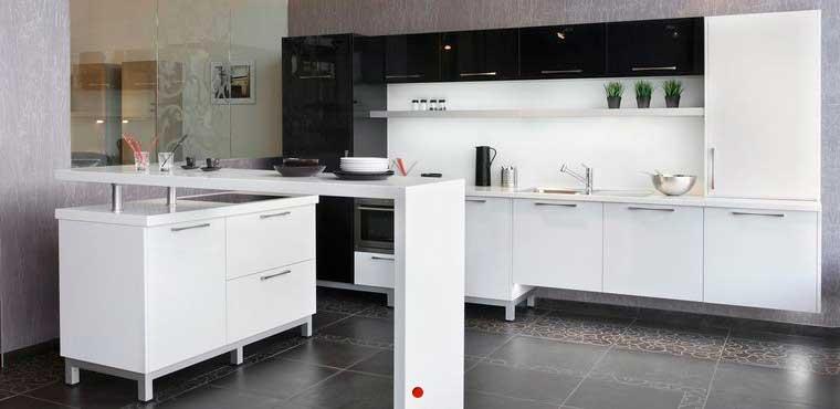 фото мебели для кухни в современном дизайне