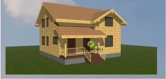 фото проекта дома
