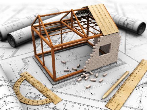 возведение дома с помощью 3-D панелей