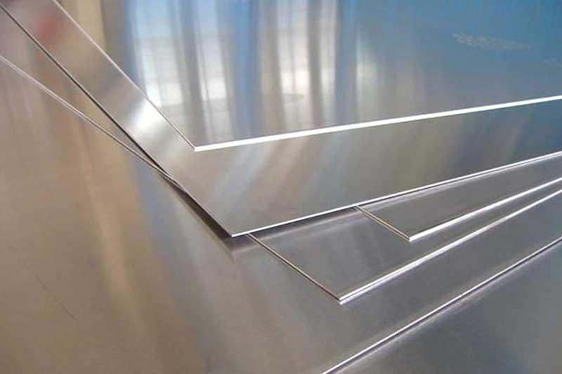 Алюминиевый лист: характеристики, применение, цена