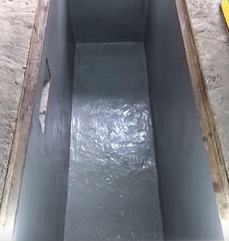 внутренняя гидроизоляция подвала