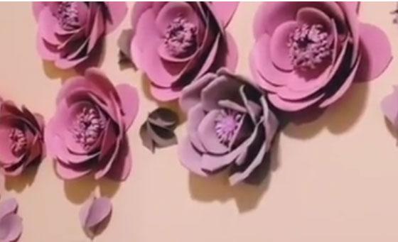 крепление цветов к стене фото
