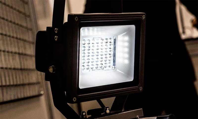 светоотдача светодиодных прожекторов