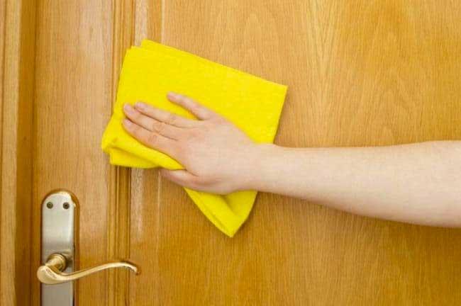Особенности ухода за дверьми