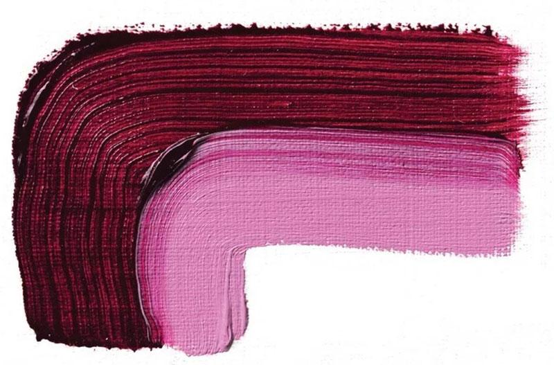 масляная краска краплак розовый прочный