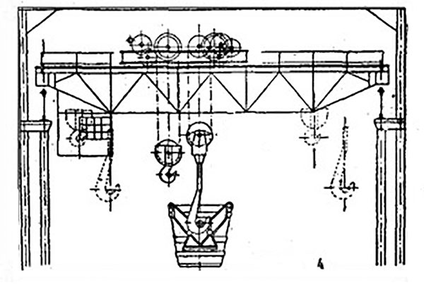 краны мостовые металлургические
