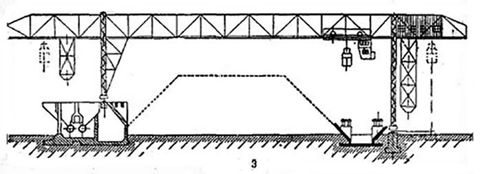 кран металлургического производства