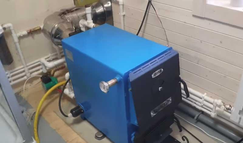 Отопление, системы отоплений для любых помещений