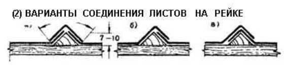 толь для крыши
