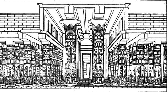 греческая колонна