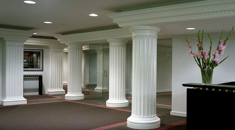 фото современные колонны