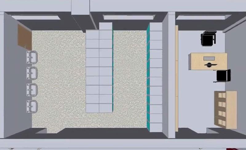 производственно бытовые помещения