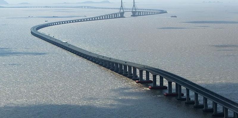 виды мостов через реку
