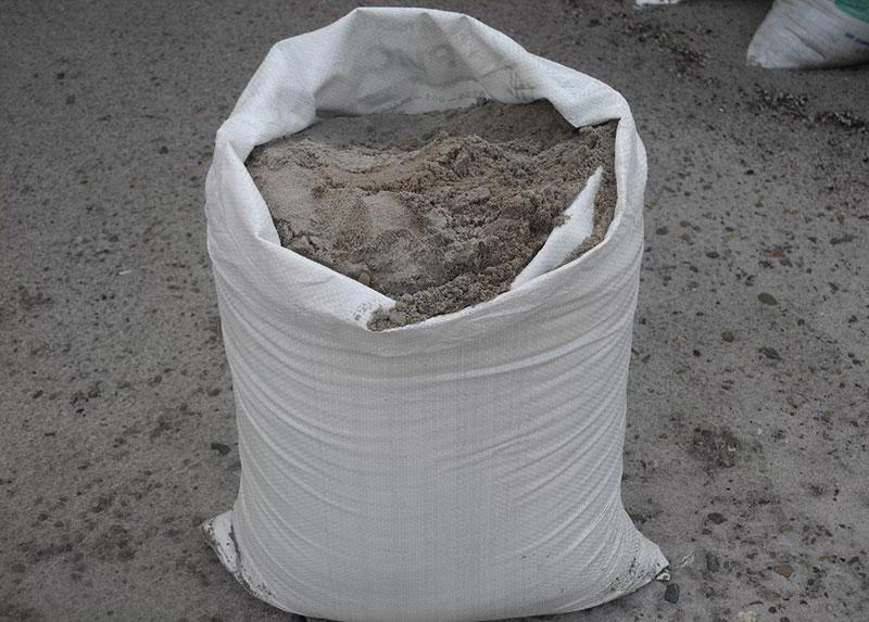 условия хранения цемента