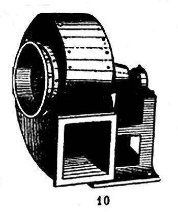 классификация видов производственной вентиляции