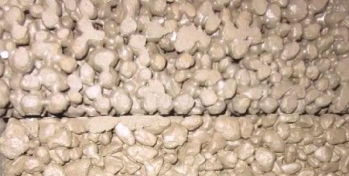 крупнопористый бетон фото