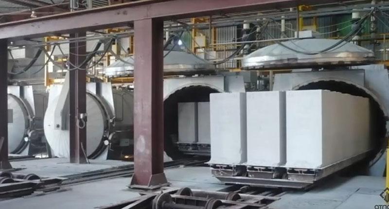 производство легких бетонов