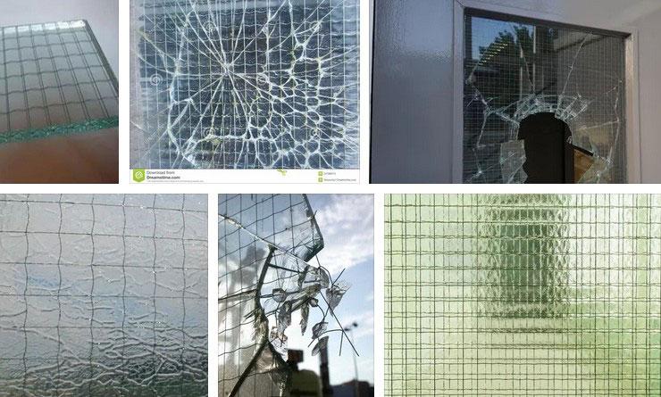 виды изделий из стекла