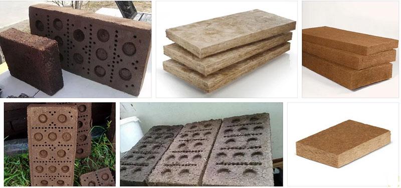 плиты торфяные теплоизоляционные