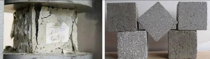 Интенсификация бетона цементный раствор м250