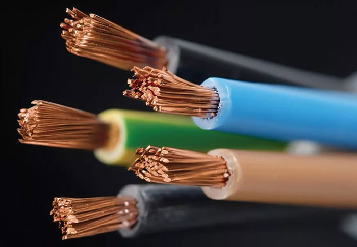 проводка в квартире какой кабель