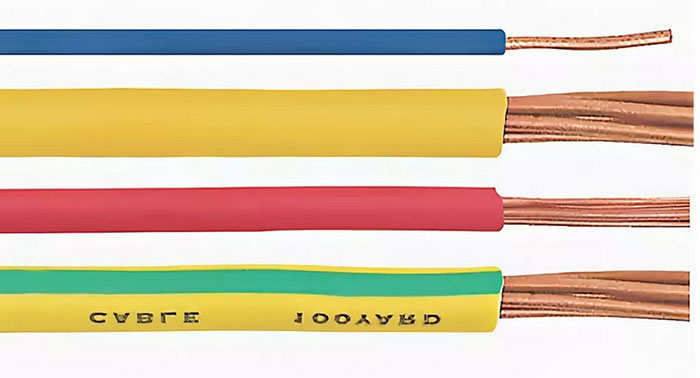 кабель для внутренней проводки