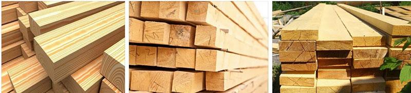 материал деревянный