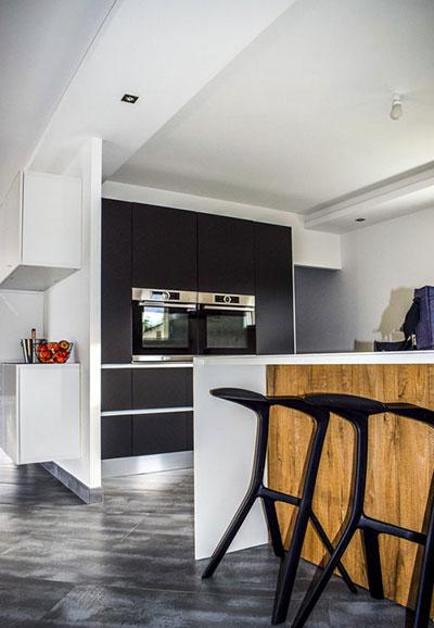 Способы организации кухонного пространства