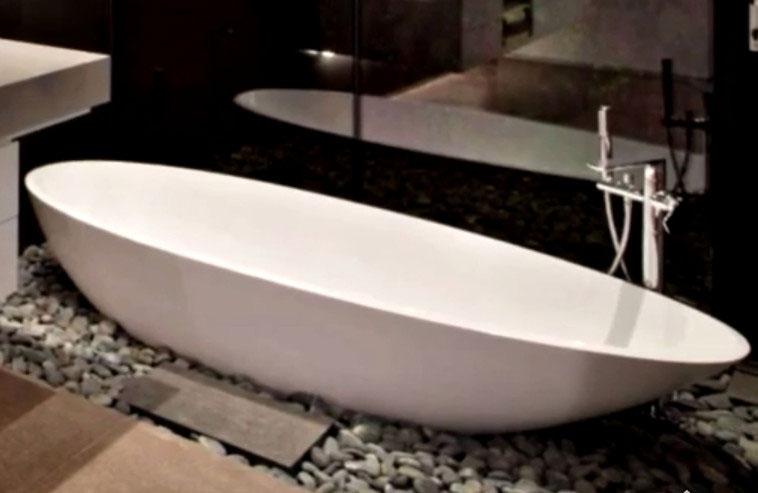 ванна форма лодочка фото