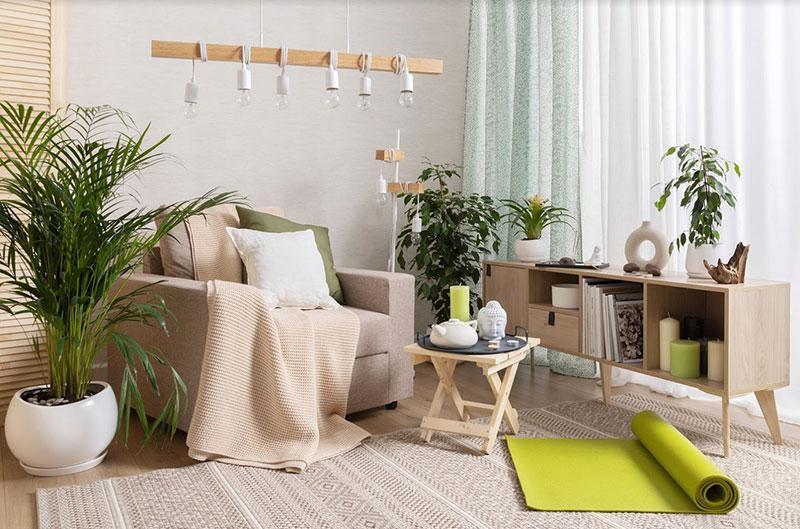 создать интерьер комнаты