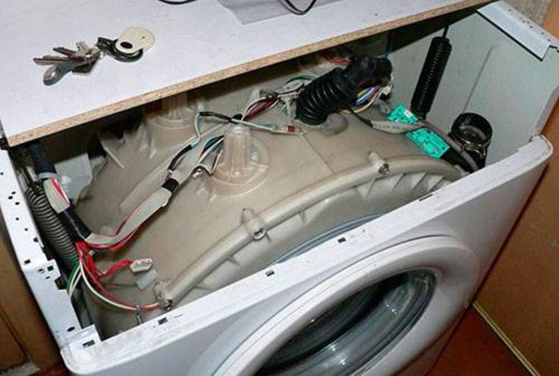 как уменьшить вибрацию стиральной машины