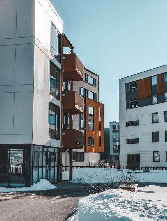 фасадные фиброцементные панели для наружной отделки дома