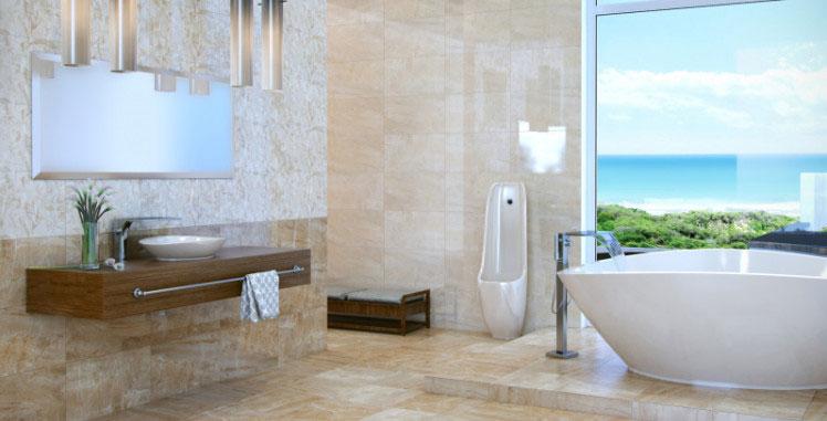 фото ванная оборудованная сантехникой