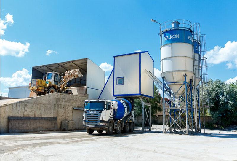 завод по производству качественного бетона